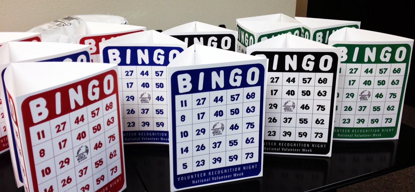 Bingo Party Decorations